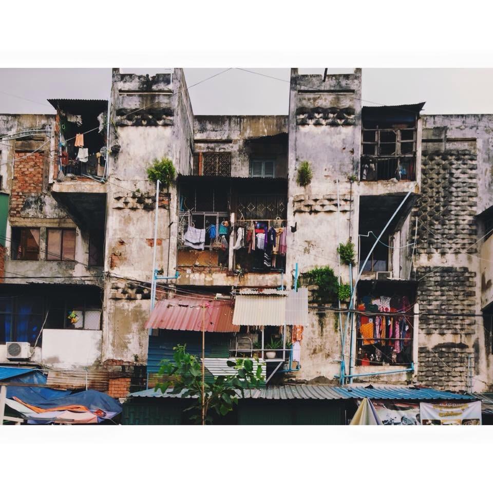 Pauvreté à Phnom Penh
